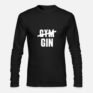 Gin Gin - Men's Long Sleeve T-Shirt by Next Level