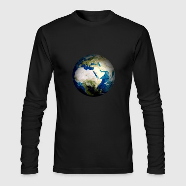 Planet Earth planet earth - Men's Long Sleeve T-Shirt by Next Level
