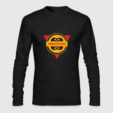 UNDERGROUND - Men's Long Sleeve T-Shirt by Next Level