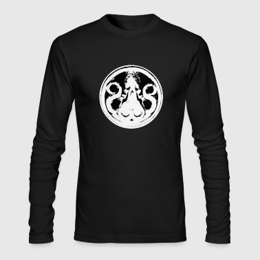 Hydra - Men's Long Sleeve T-Shirt by Next Level