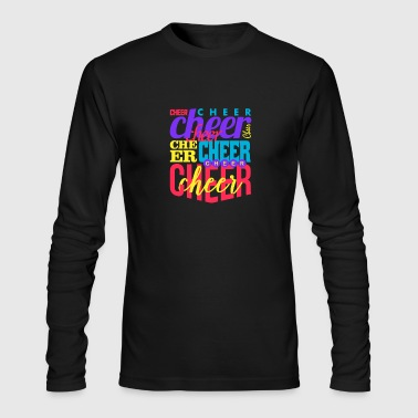 Cheer Cheer Cheer Cheer - Men's Long Sleeve T-Shirt by Next Level