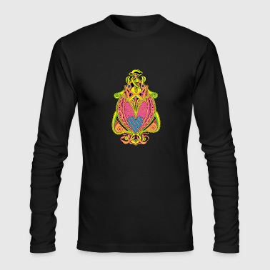 owl-01 - Men's Long Sleeve T-Shirt by Next Level