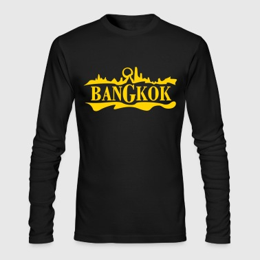 Bangkok - Men's Long Sleeve T-Shirt by Next Level