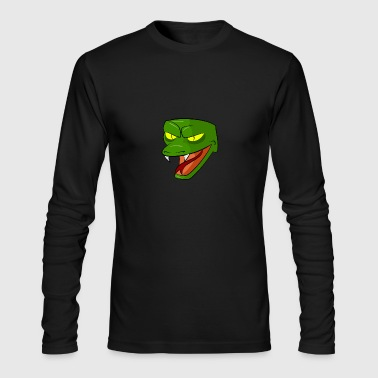 snake - Men's Long Sleeve T-Shirt by Next Level