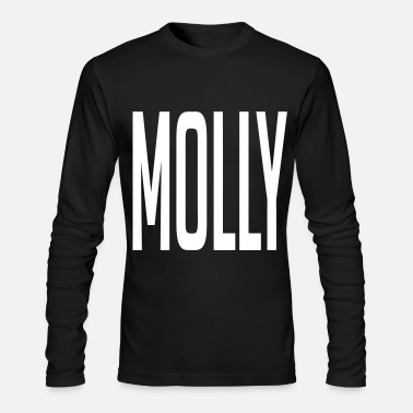 Molly MOLLY - Men's Long Sleeve T-Shirt by Next Level