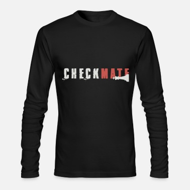 Its Good To Be The King Chess Clever Game Gift Idea - Men's Long Sleeve T-Shirt by Next Level