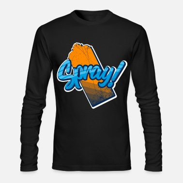Sprayer Sprayer - Men's Longsleeve Shirt