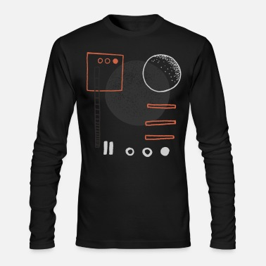 Abstract Abstract forms - Men's Longsleeve Shirt