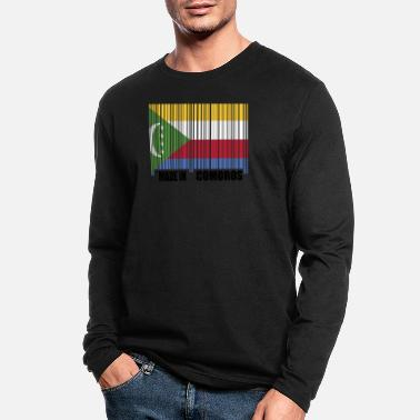 State Made In Comoros - Men's Longsleeve Shirt