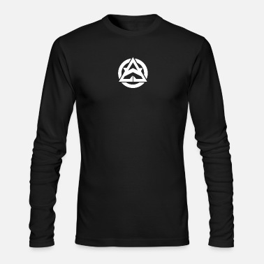 Faction White Faction Logo T-Shirt - Men's Longsleeve Shirt