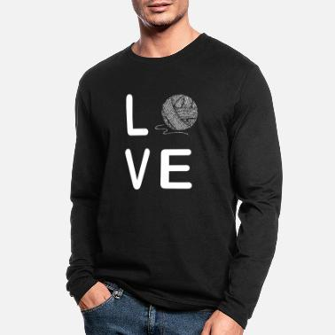 Crochet LOVE - Men's Longsleeve Shirt