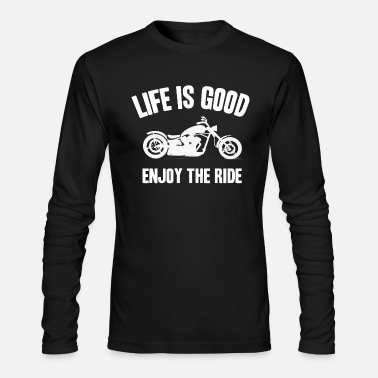 Motor Race motor race - Men's Long Sleeve T-Shirt by Next Level