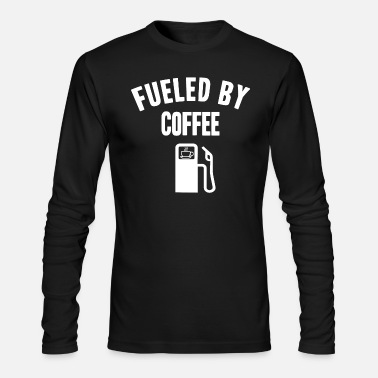 Fuel fueled - Men's Long Sleeve T-Shirt by Next Level