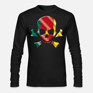 Cameroon Cameroon - Men's Long Sleeve T-Shirt by Next Level