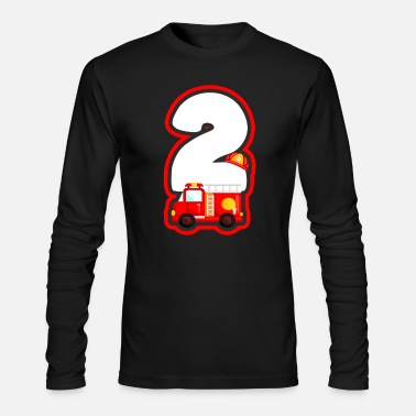 Birthday Present Birthday present for the 2nd birthday - Men's Longsleeve Shirt