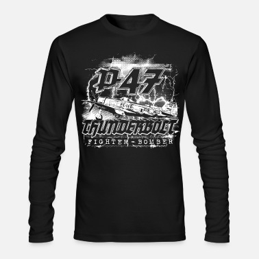 P-47 Thunderbolt - Men's Longsleeve Shirt