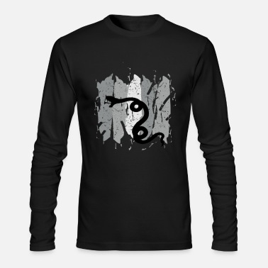 Serpent serpent - Men's Long Sleeve T-Shirt by Next Level