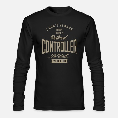 Controller Controller - Men's Long Sleeve T-Shirt by Next Level