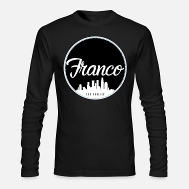 Franco Franco Los Angeles - Men's Long Sleeve T-Shirt by Next Level