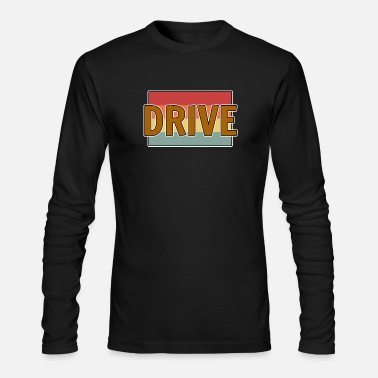 Driving Driving - Men's Longsleeve Shirt
