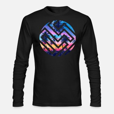 Vibe Summer Vibes - Men's Longsleeve Shirt