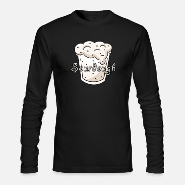 Sourdough bread - Men's Longsleeve Shirt