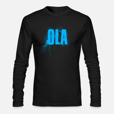 Ola Ola - Men's Longsleeve Shirt