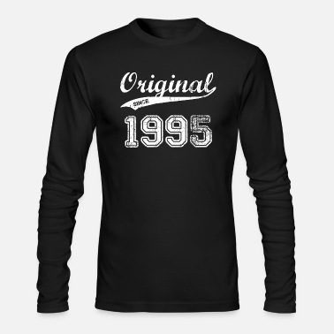 1995 1995 - Men's Long Sleeve T-Shirt by Next Level