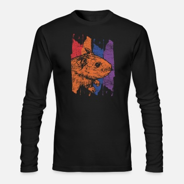 Hamster Hamster - Men's Long Sleeve T-Shirt by Next Level