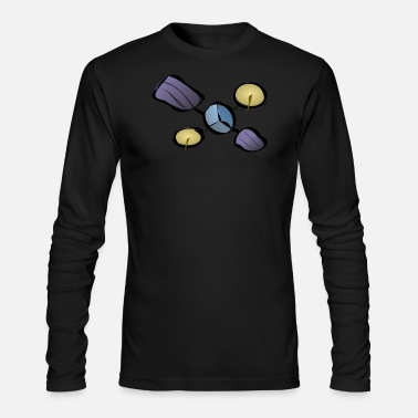 Satellite Satellite - Men's Longsleeve Shirt
