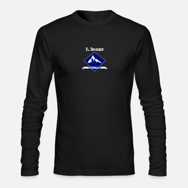 Division 6.Division - Mountain Trooper - Men's Long Sleeve T-Shirt by Next Level