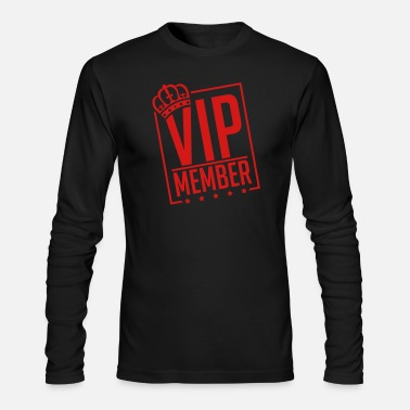 vip_member_by1 - Men's Longsleeve Shirt