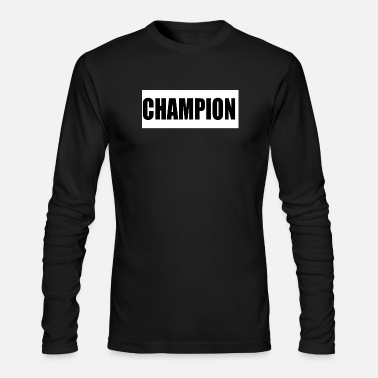 Champ CHAMP - Men's Long Sleeve T-Shirt by Next Level