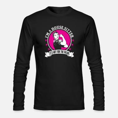 House House Sitter - Men's Longsleeve Shirt