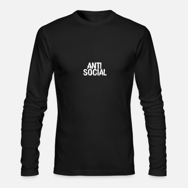 ANTI-SOCIAL - Men's Longsleeve Shirt