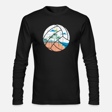 Beach Volleyball Beach Volleyball - Men's Longsleeve Shirt