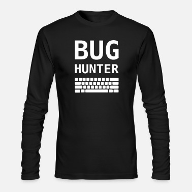 bug hunter - Men's Longsleeve Shirt