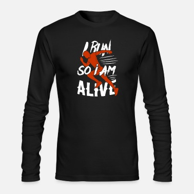Motivating Quote Motivational Quote - Men's Longsleeve Shirt