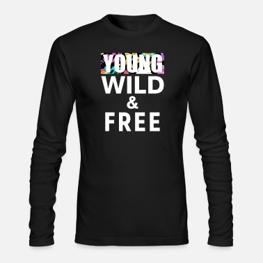 Samples Young Wild Free 18 - Men's Longsleeve Shirt