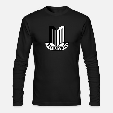 Triumph triumph - Men's Long Sleeve T-Shirt by Next Level