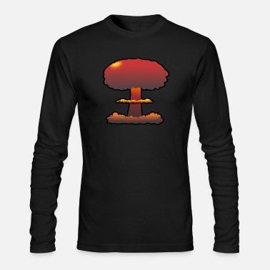 Explosion explosion - Men's Long Sleeve T-Shirt by Next Level