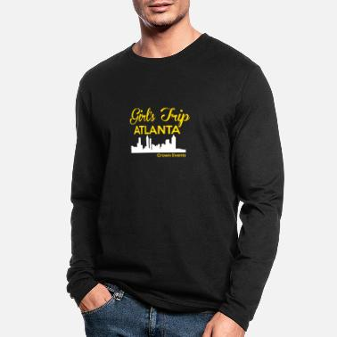 Trip Girl's Trip Atlanta - Men's Longsleeve Shirt