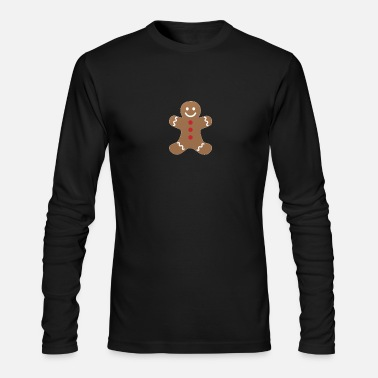 Gingerbread Gingerbread man - Men's Longsleeve Shirt