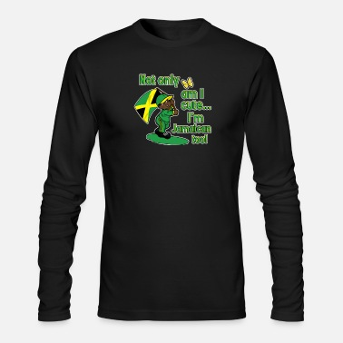 Bob Jamaican Bob Sled Team - Men's Long Sleeve T-Shirt by Next Level