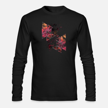 Abstract Abstract Colorful - Men's Longsleeve Shirt