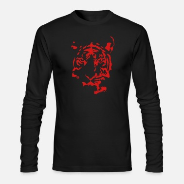 tiger - Men's Longsleeve Shirt