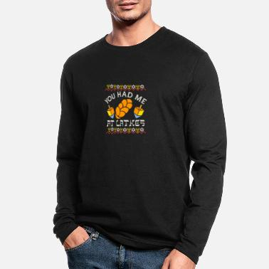 Tel Aviv Gift for Jewish holidays and commemorations - Men's Longsleeve Shirt