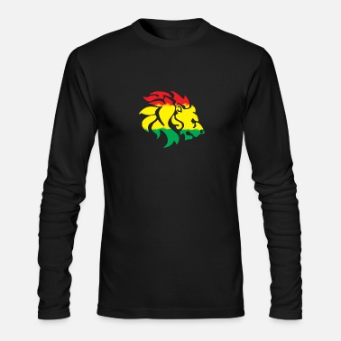 Rasta rasta lion - Men's Longsleeve Shirt