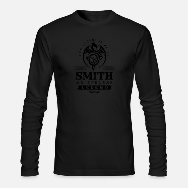 Smith SMITH - Men's Long Sleeve T-Shirt by Next Level