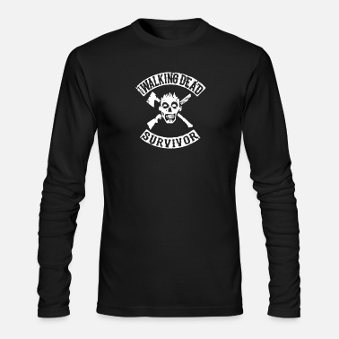 THE SURVIVOR - Men's Longsleeve Shirt